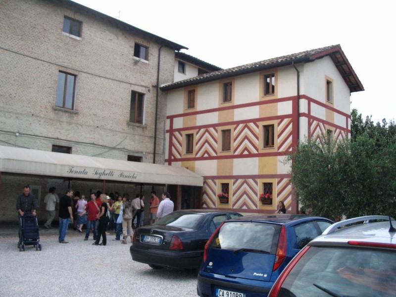 Wine tasting near Ascoli