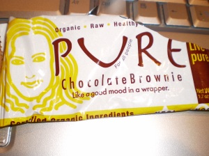 Pure Brownie Bar