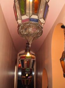Tangierino Lamps