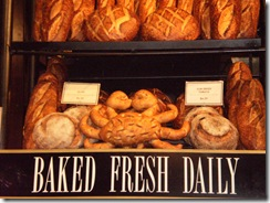 Boudin Bakery sourdough bread
